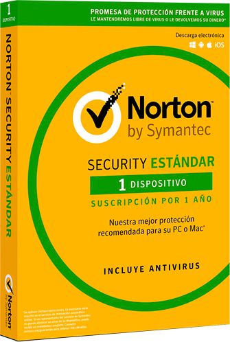 Antivirus Norton Security