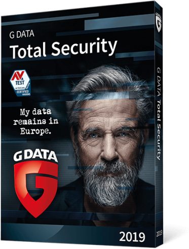 Antivirus G Data Total Protection
